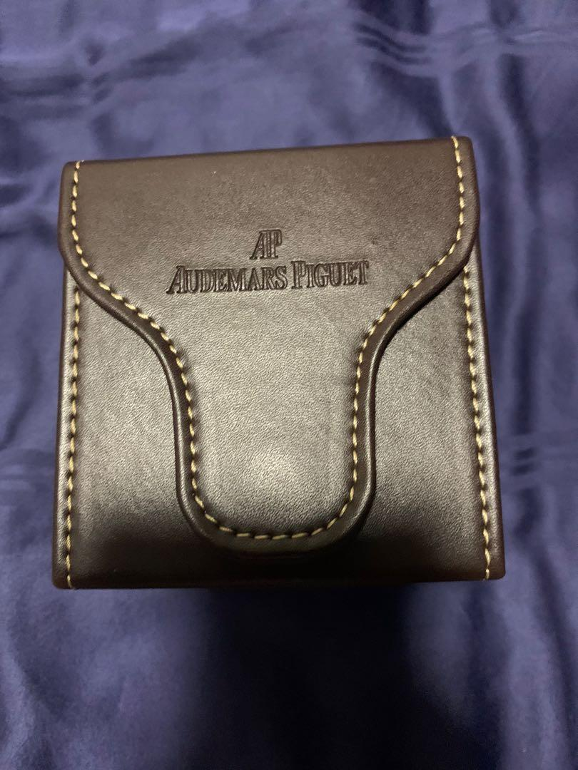 Audemars piguet leather case