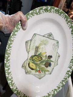 Big platter dish