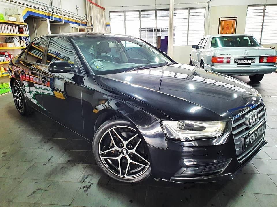 Audi A4 Sedan 1.8 TFSI Auto
