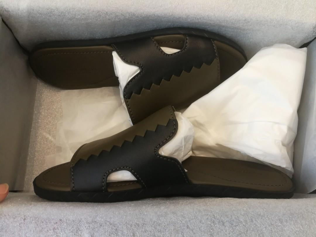Bnib Bottega Veneta Men Sandals Authentic