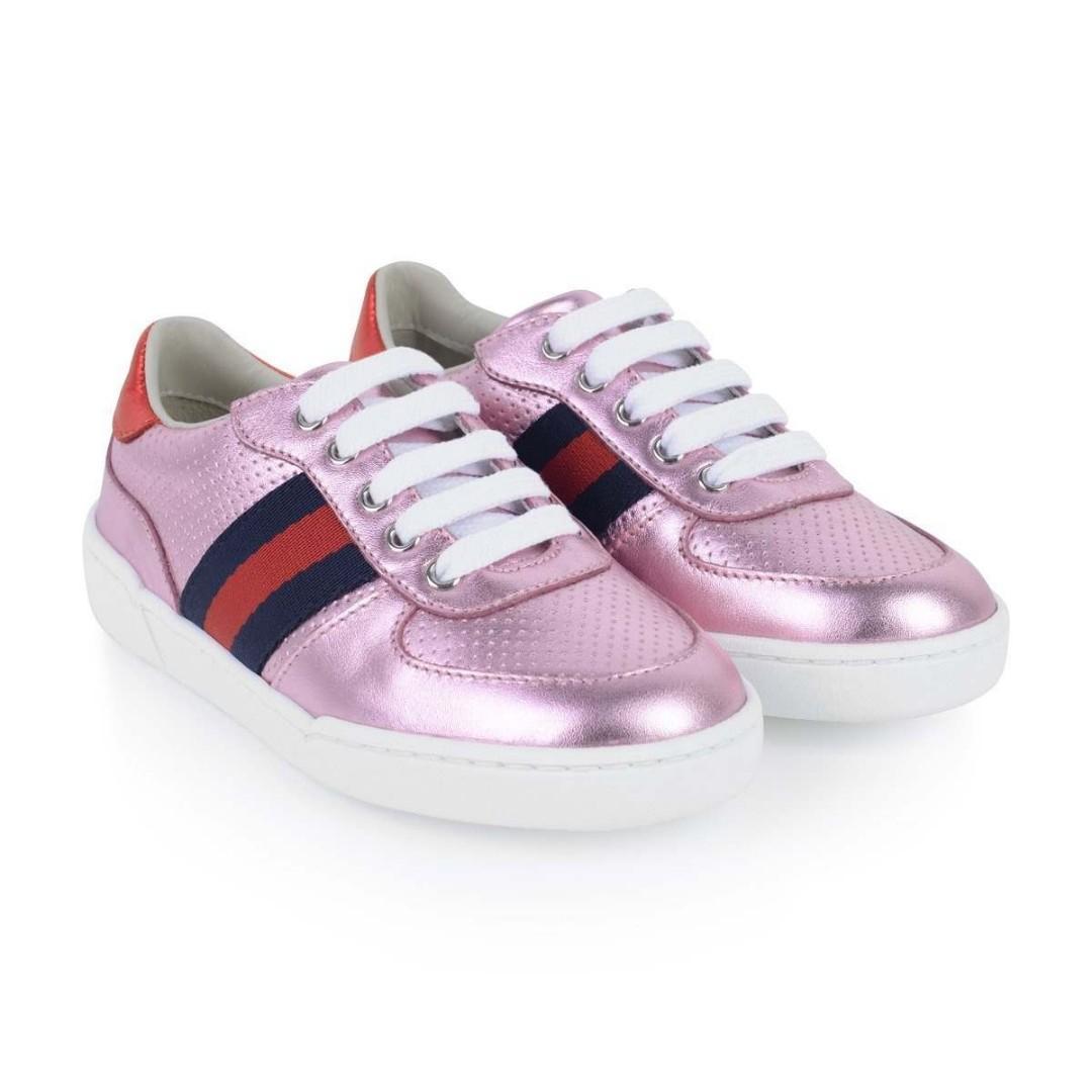 Bnib Gucci Kid Sneakers Authentic