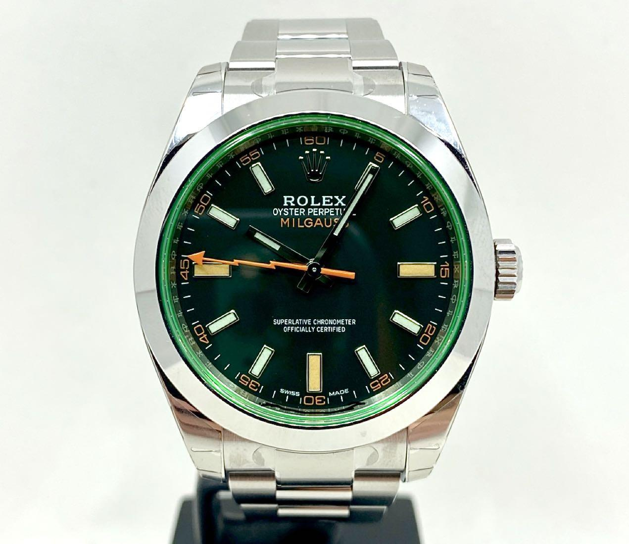*BNIB* Rolex Milgauss 116400GV