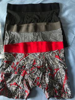 Boxer Mid Trunk H&M Original | underwear | Celana Dalam