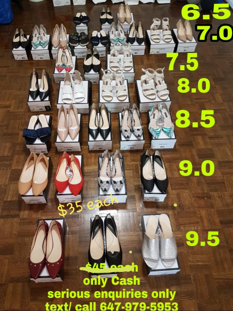Brand new  - Flats, Sandals and Stelatoes
