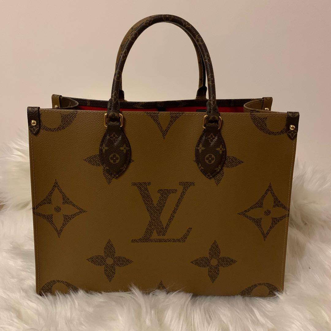 Brand New LV On The Go MM