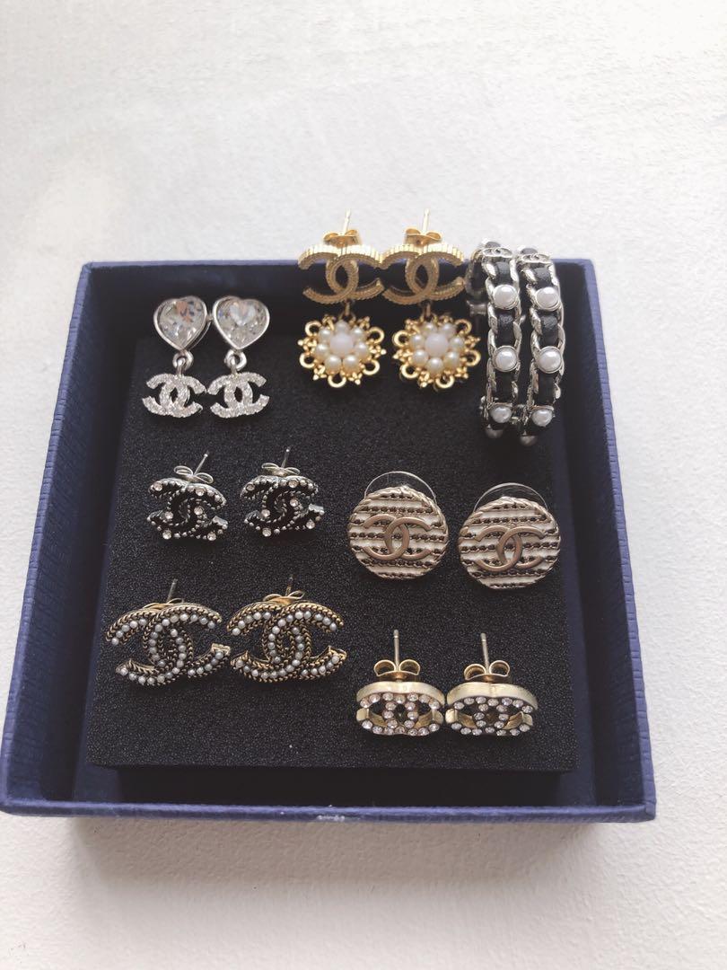 Chanel Earring