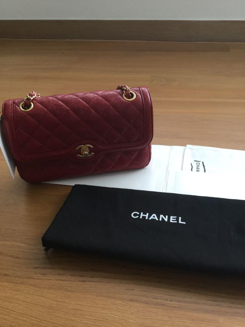 Chanel Flap Bag Small