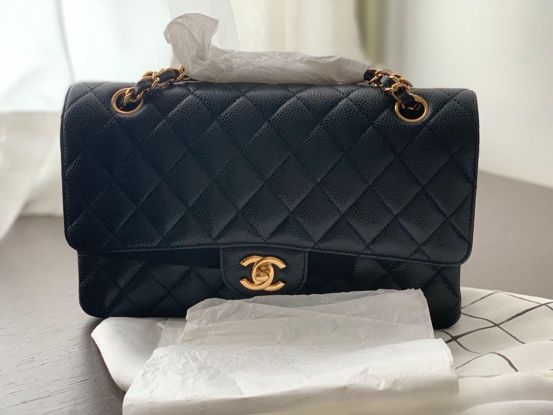 Chanel Medium GHW