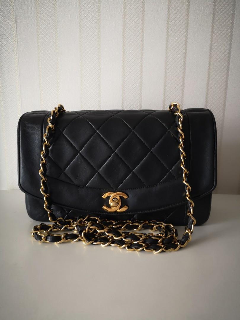 CHEAPEST $3990! Chanel Diana Small Flap