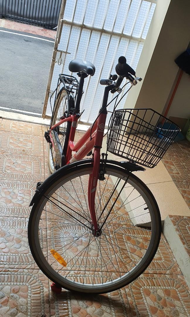 Citybike Sepeda Klasik Tabibitho Citadel 26 Inch