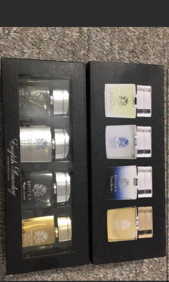 Cologne set