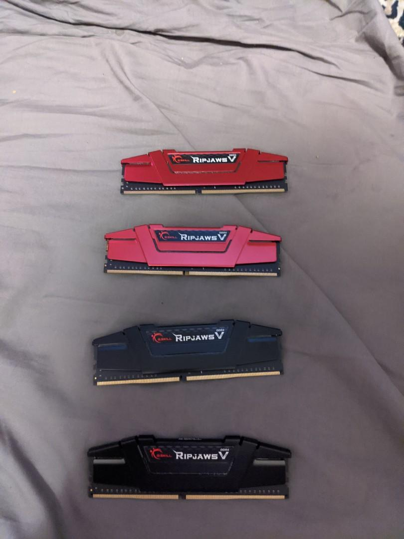 Ddr4 ram 4gb each