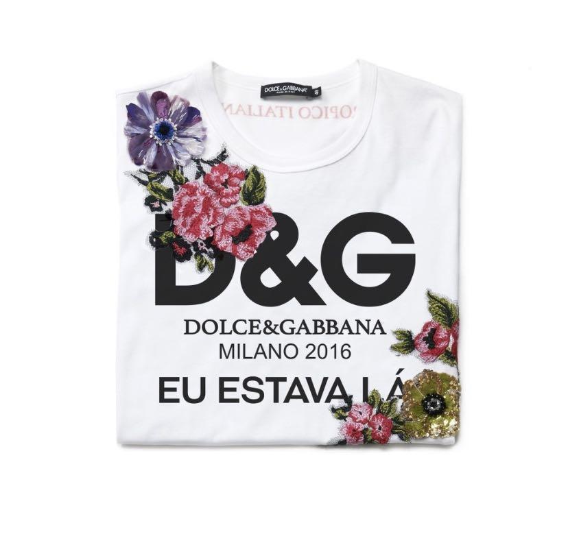Dolce & Gabbana appliqué t shirt