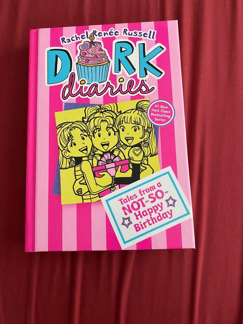 Dork diaries tales from a not so happy birthday