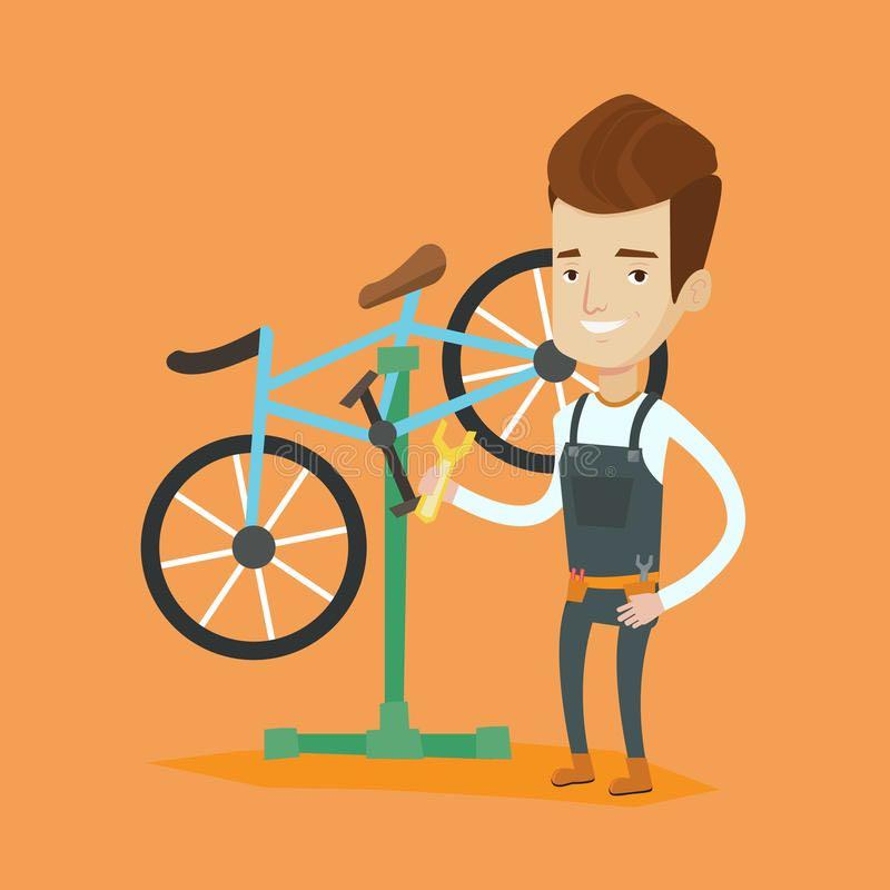Experienced Bicycle Mechanic