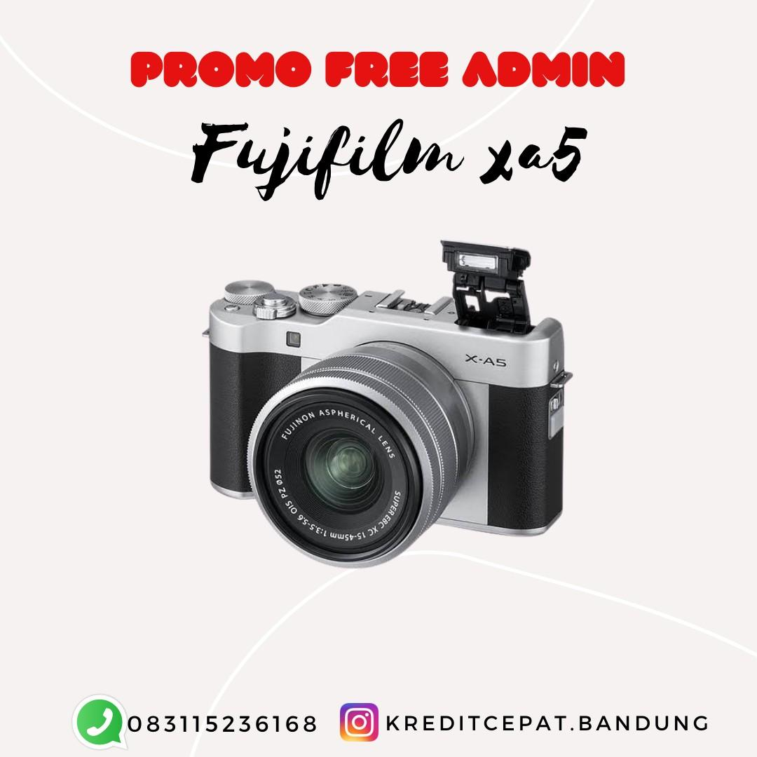 Fuji film xa5 Kredit Tanpa kartu Promo dp 650rb