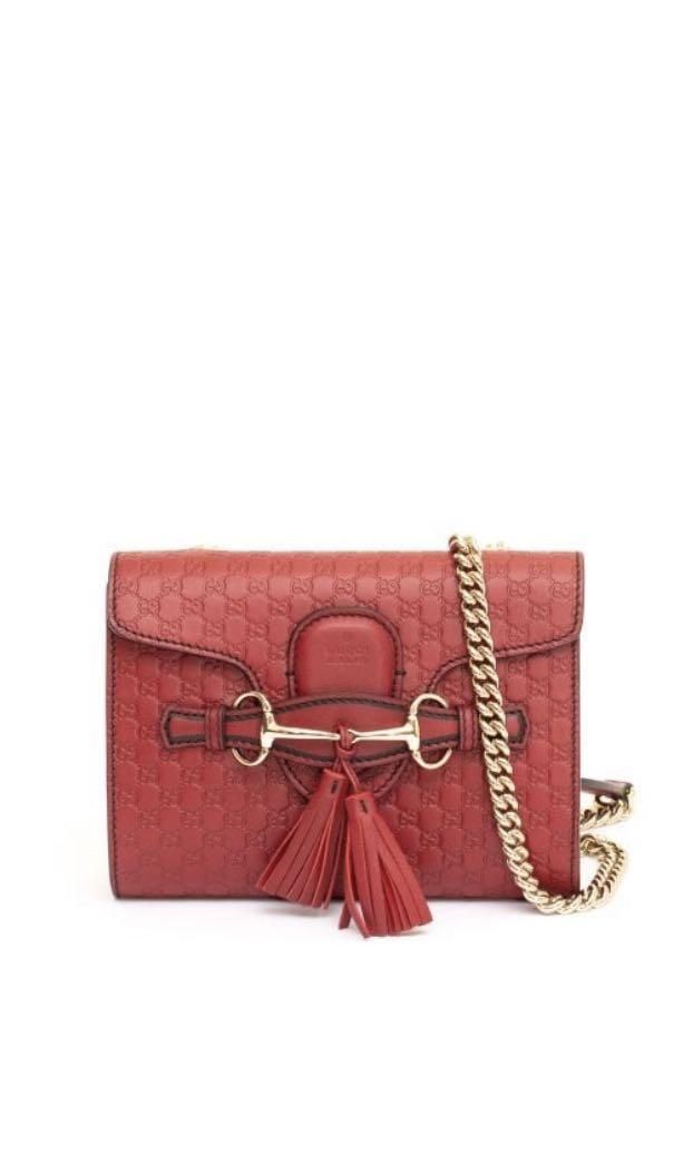 Gucci - Emily shoulder mini bag