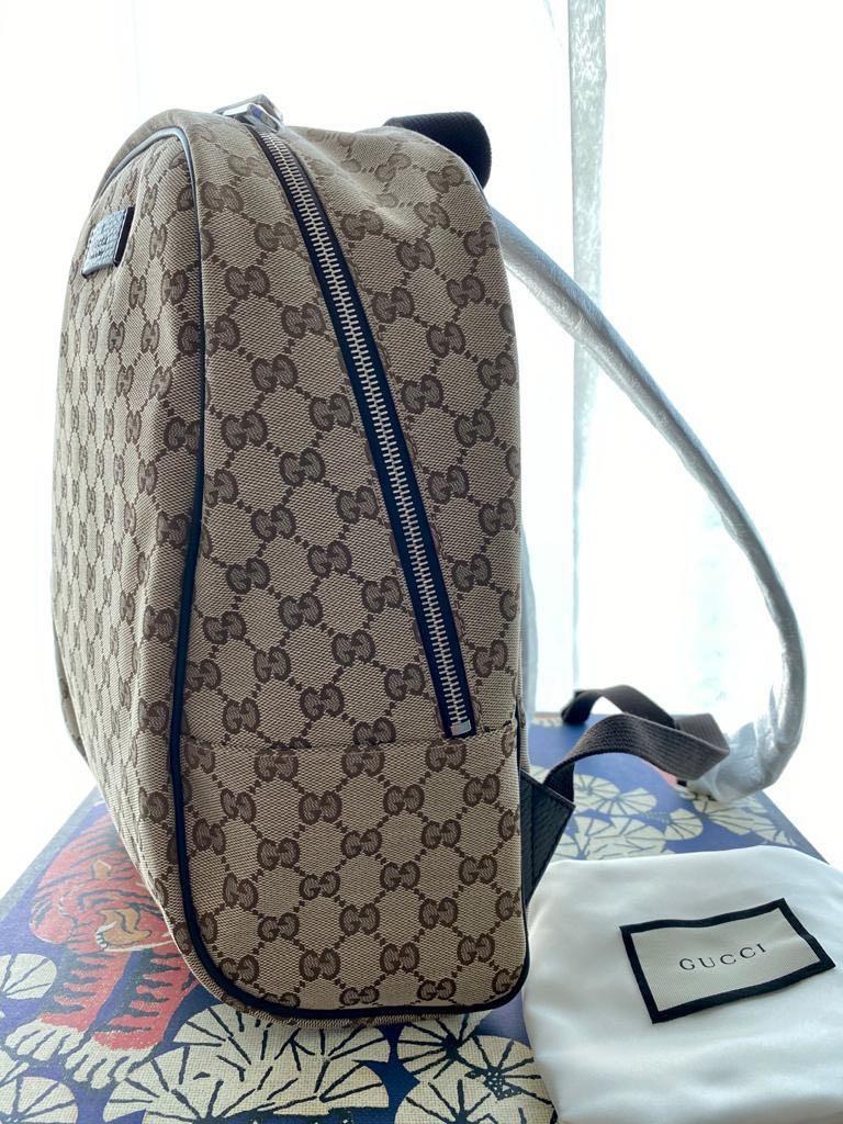 Gucci - GG Guccissima Backpack/Rucksack/Travel Bag