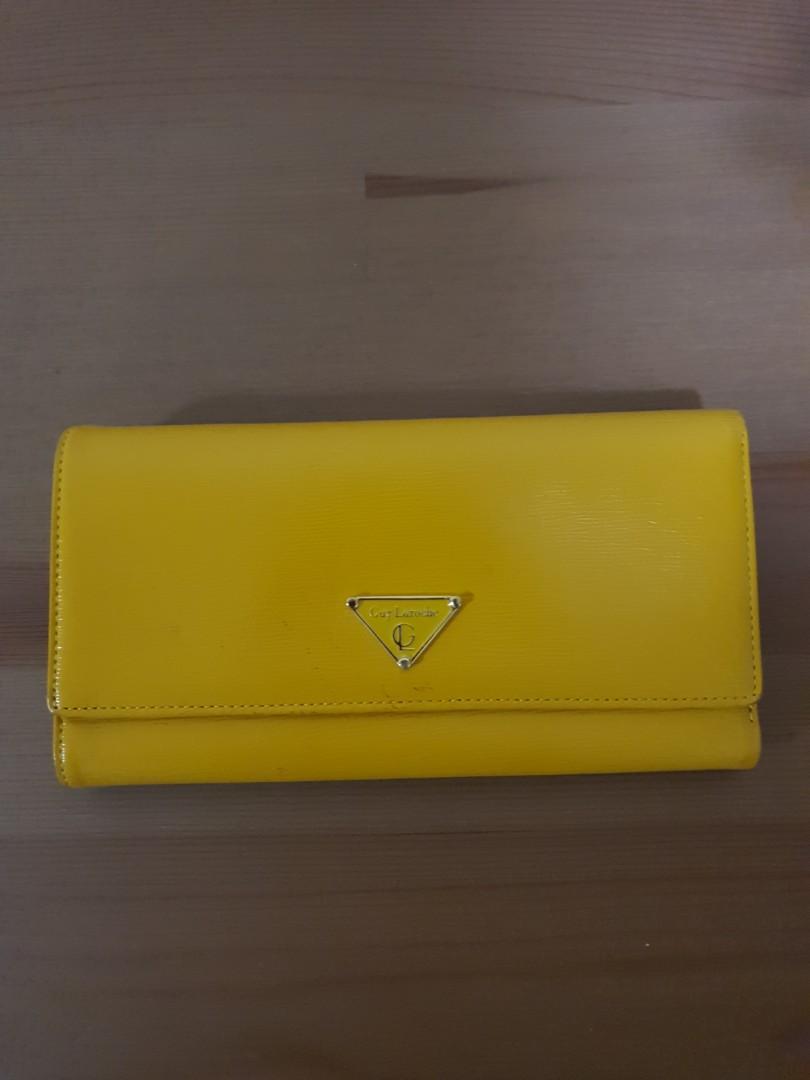 Guy Laroche long wallet