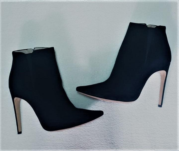 Herve Leger Heels/ Booties size 39 (but will fit size 38)