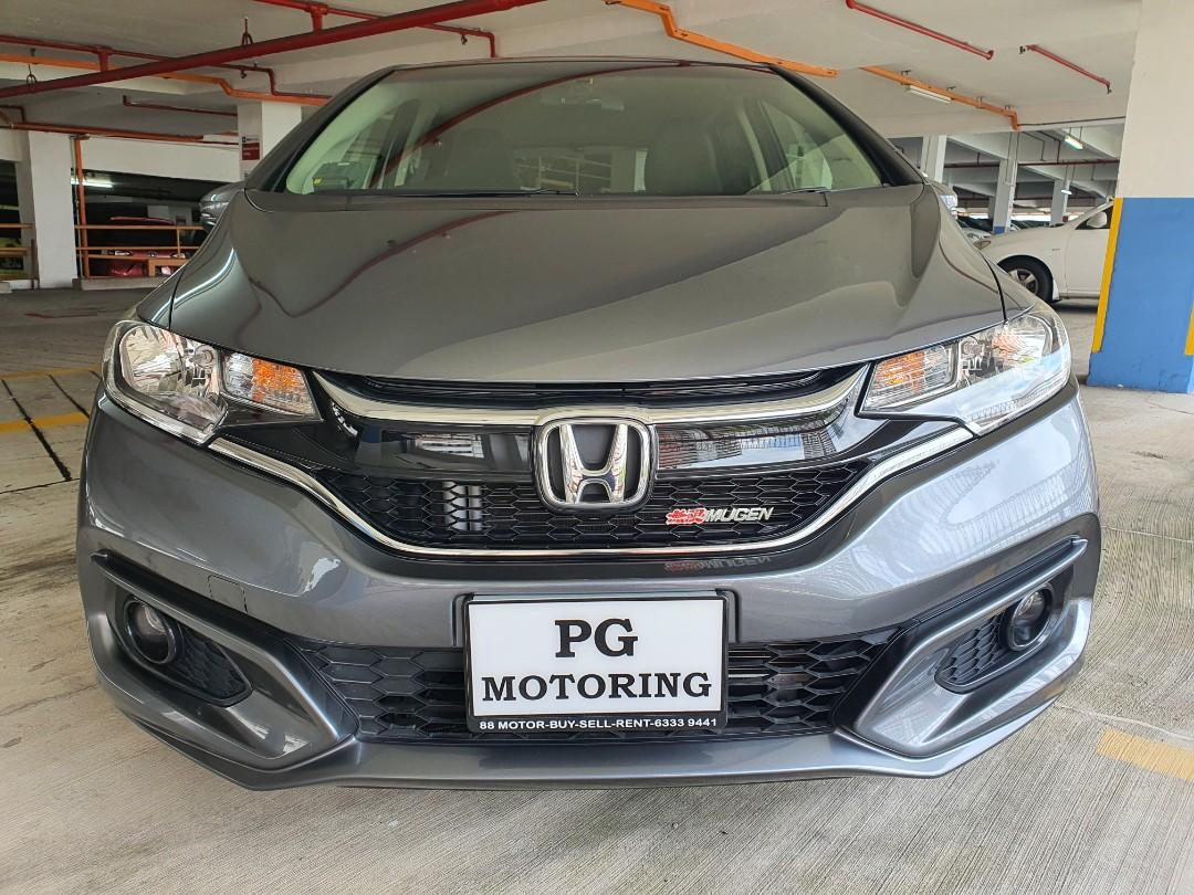 Honda Fit 1.3 G F-Package (A)