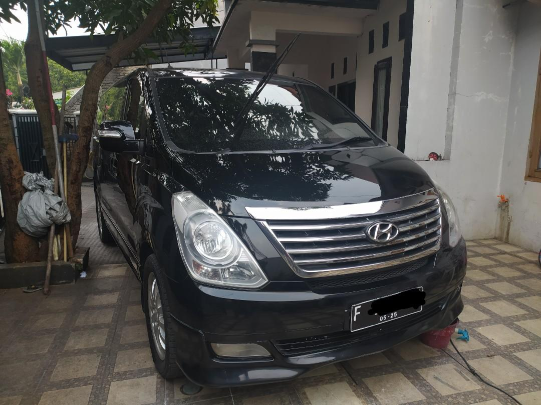 Hyundai H 1 2011 XG AT Bensin