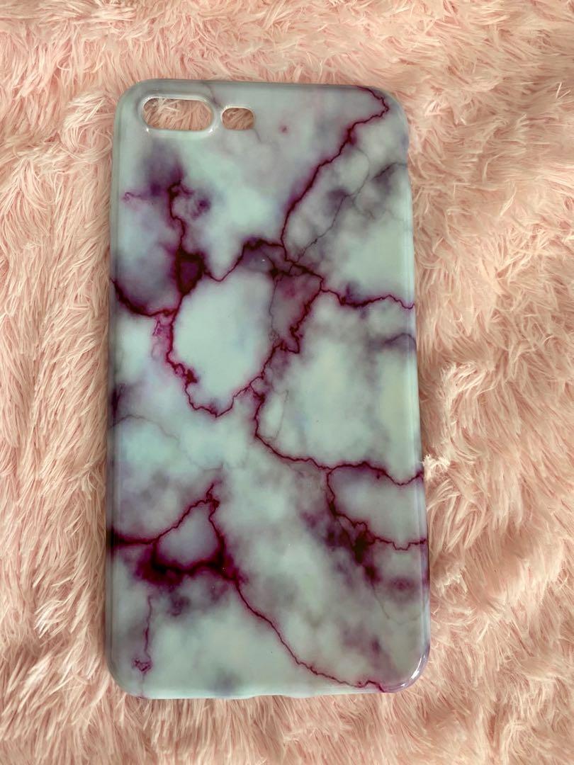 Iphone 6/7 plus Marble phone case