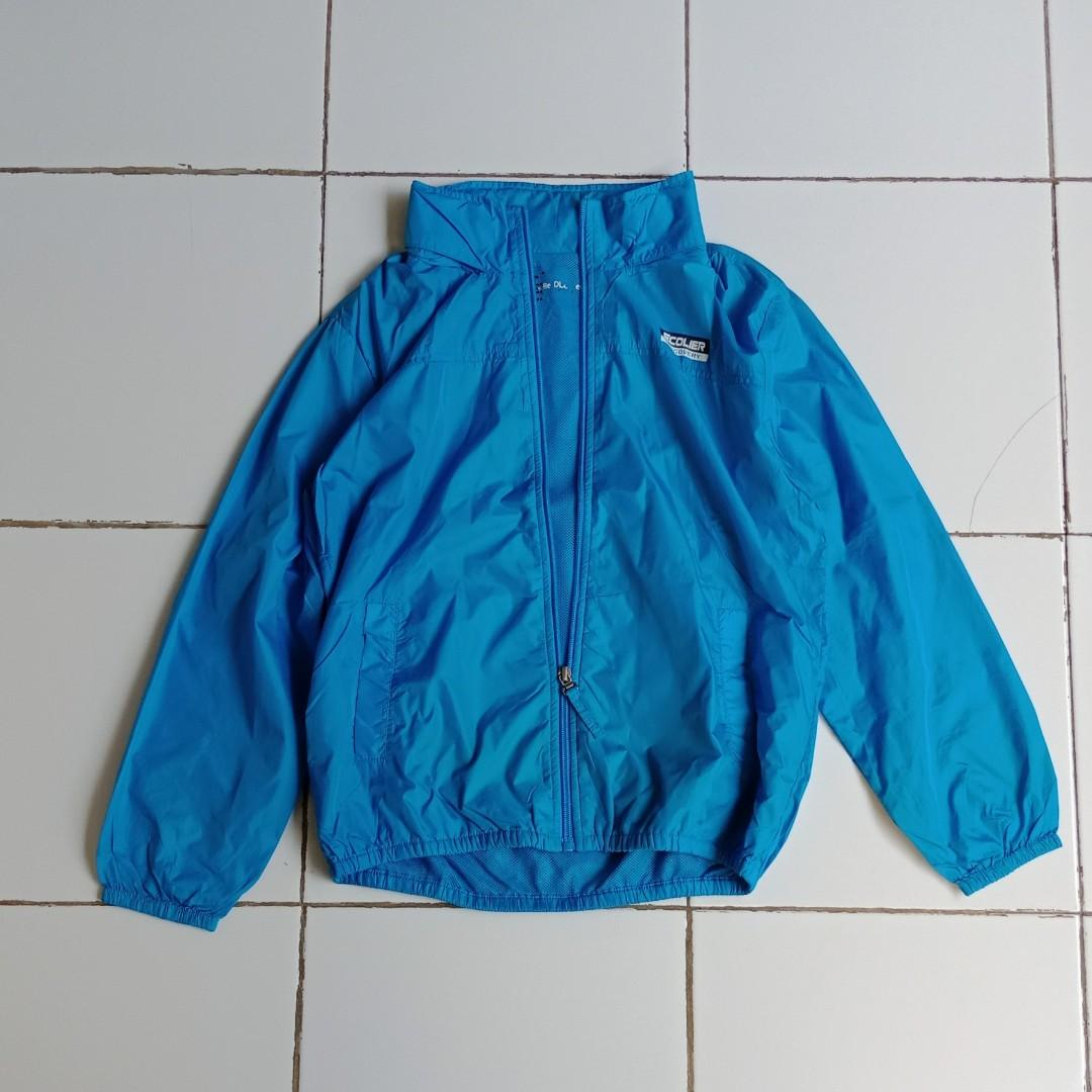 Jaket Running Ecolier Discovery Second Original