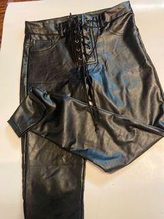 Janie lace up pants