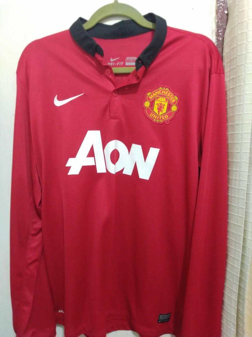 Jual Jersey Manchester United Original