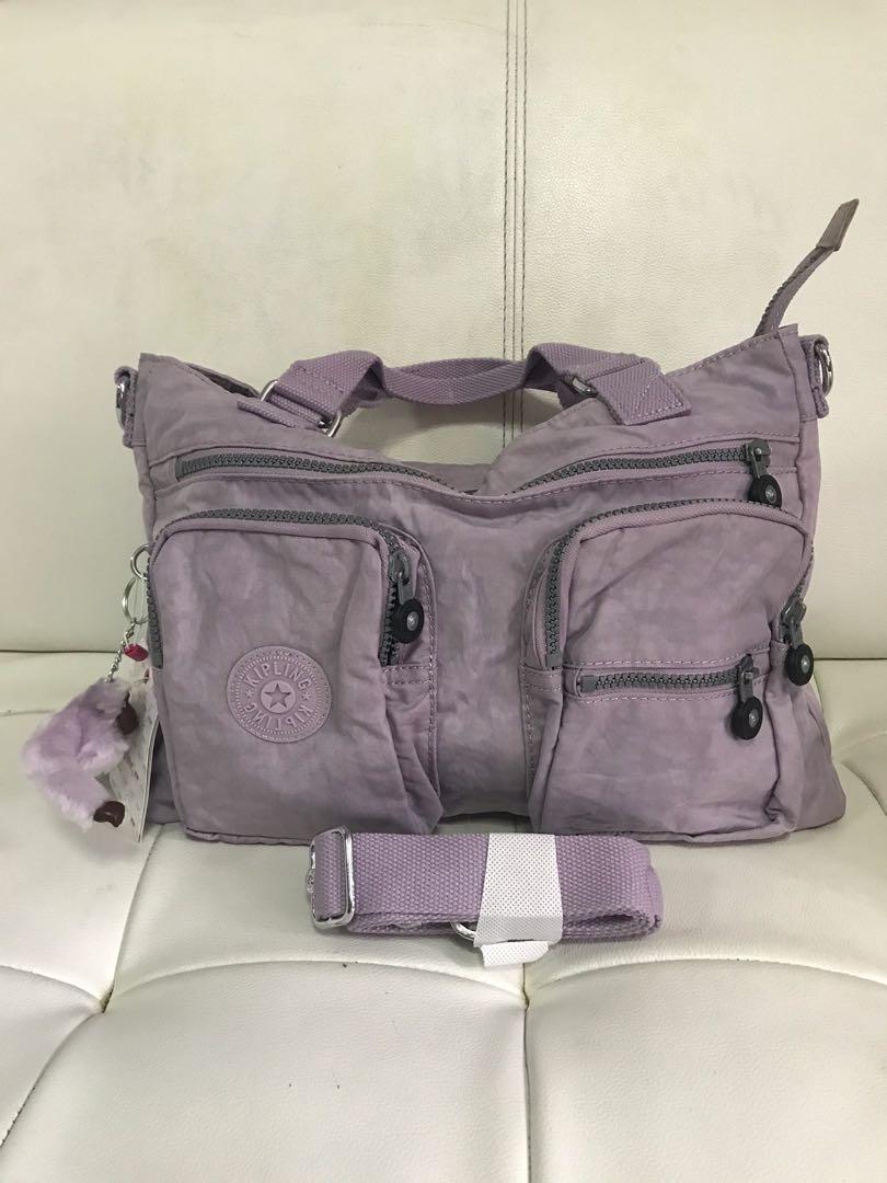 Instock‼️ / Kipling Sling Bag / 2 way bag with sling
