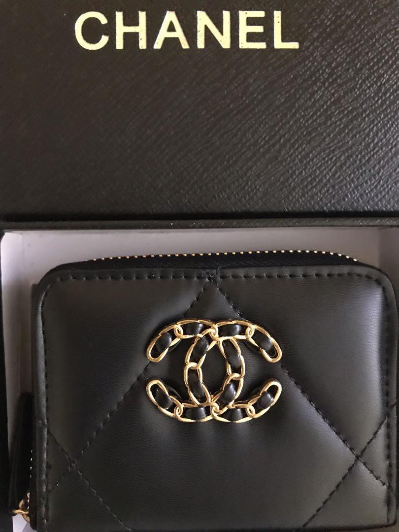 Lamb leather Card holder