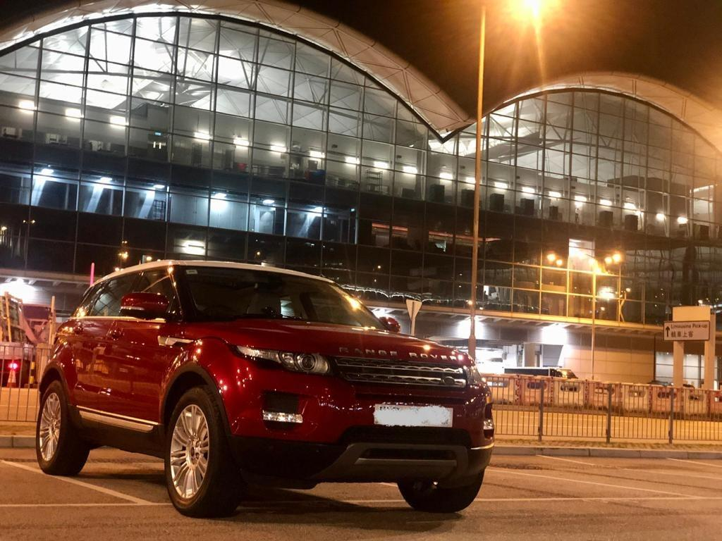 Land Rover Evoque Auto