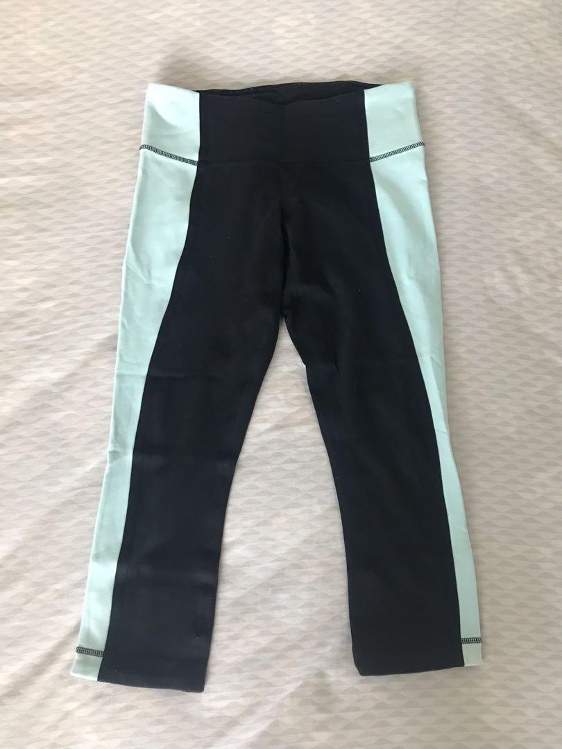 Lululemon Cropped Pants - Size 6
