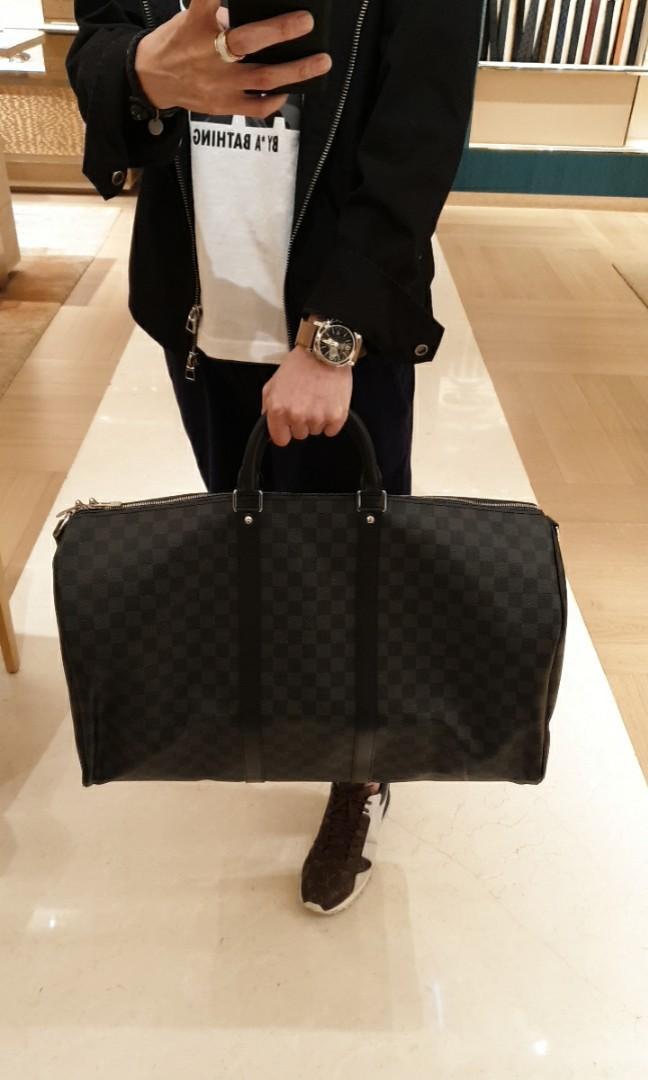 lv keepall bag 55
