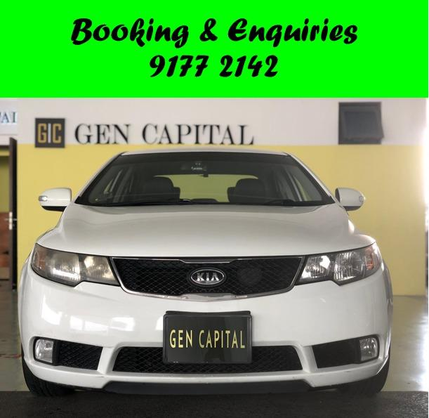Manual Kia Cerato.Available. Saturday(12/09/2020). $500 deposit only. Whatsapp 9177 2142 to reserve.Cheap Car Rental. Cheap Car. Budget car.