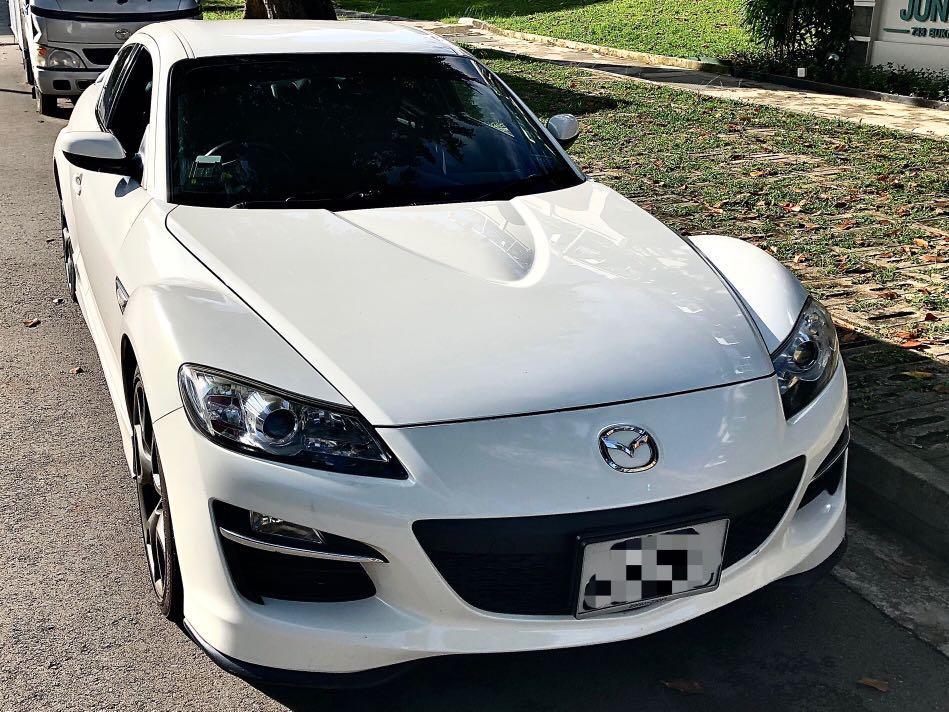 Mazda RX-8 Type RS Manual
