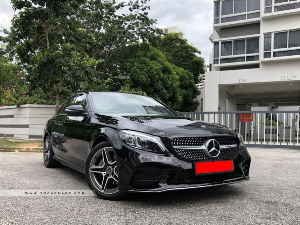 Mercedes-Benz C200 Mild Hybrid AMG Line Auto