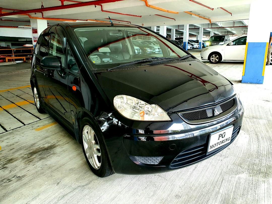 Mitsubishi Colt Plus 1.5A (New 5-Yr COE) Auto