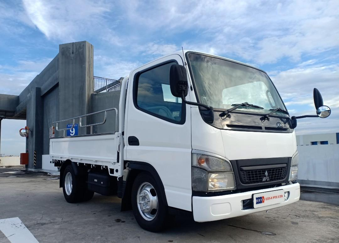 Mitsubishi Fuso Canter FB70 COE Until Dec 2021