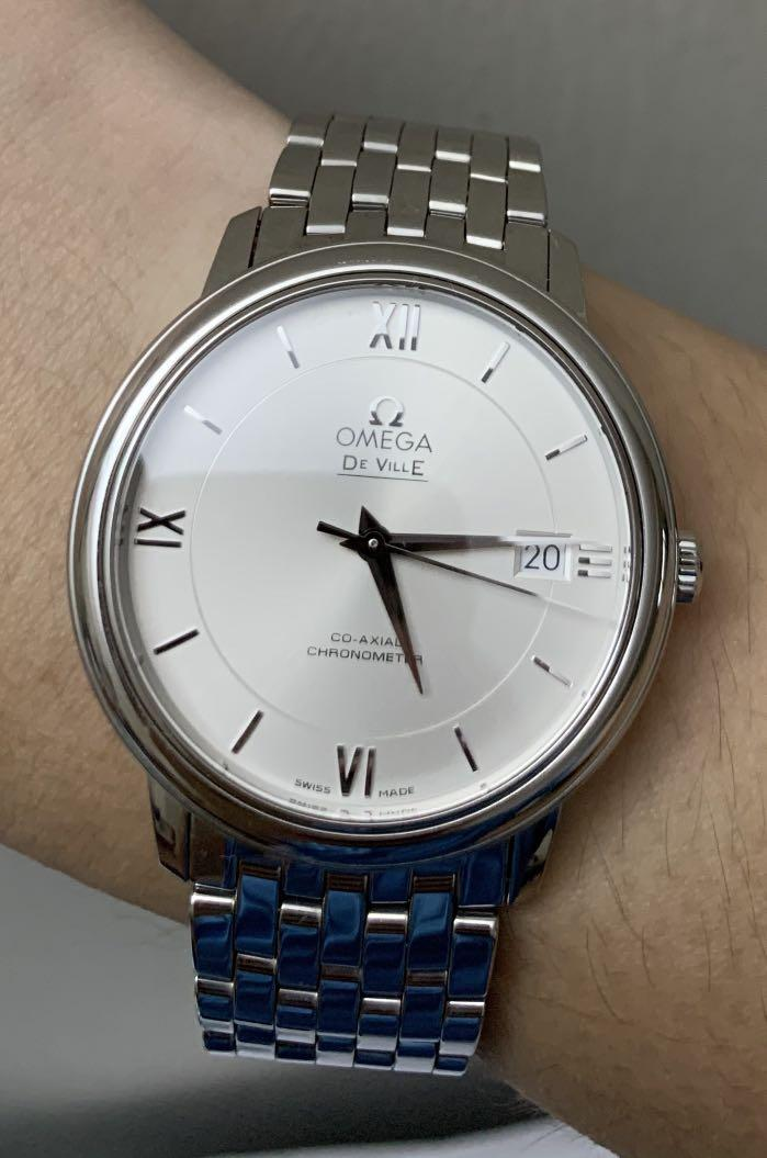 Omega Deville Co Axial 36mm