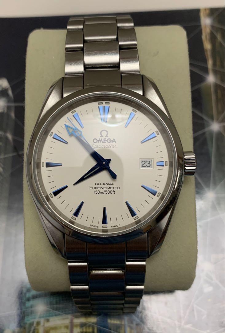 Omega Seamaster Aqua Terra 2503.33