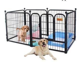 Pet / Dog Fence Cage / Playpen
