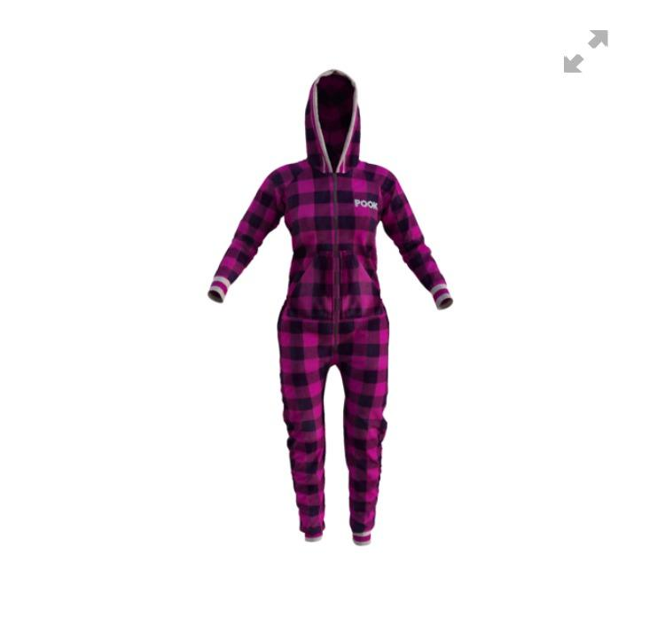 Pook Onesie Size Small