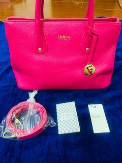 Repriced Furla bag with sling