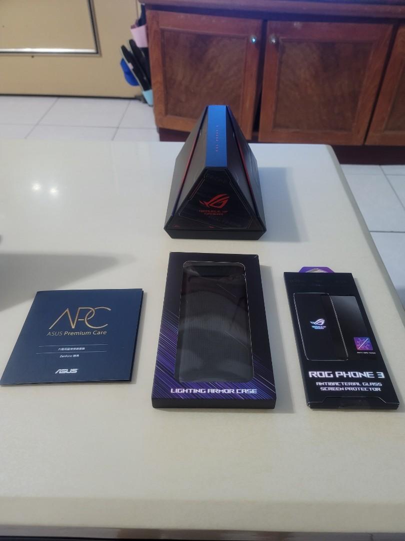 Rog Phone 3 16G/512GB