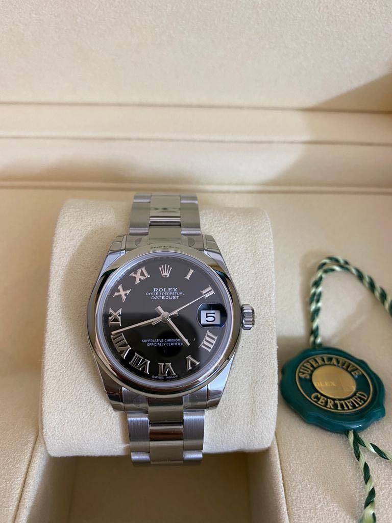 Brand new - Rolex date just 31mm