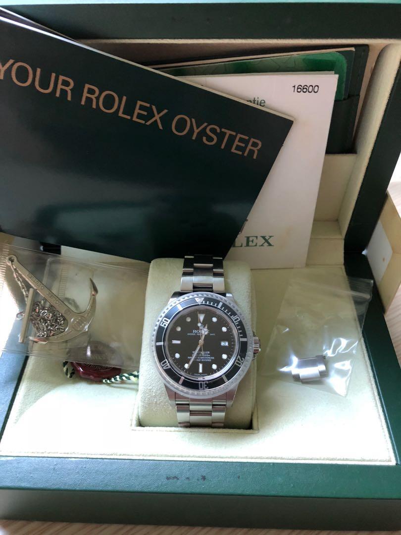 Rolex sea dwellers