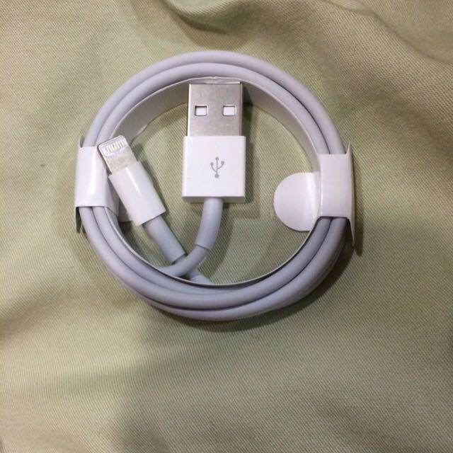 Iphone 原廠充電線 傳輸線 original apple cable charger