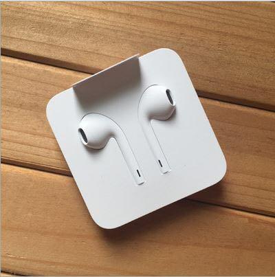 iPhone 11 原廠扁頭耳機 original Apple headset earphone